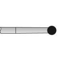 ToDent Carbide bur RA long 001/023 no 8 - 5 pcs