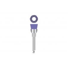 ToDent Premium brushes RA JC medium purple- 100 pcs