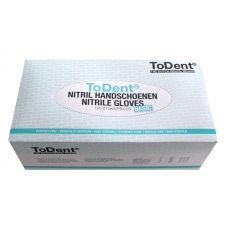 ToDent Basic nitrile gloves extra small