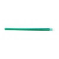Saliva ejector flexible green 100 pieces