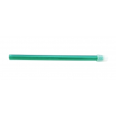 Saliva ejector flexible green 100 pieces