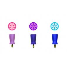 ToDent Premium cups screw-type medium purple - 100 pcs