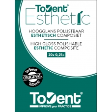 ToDent Esthetic shade A1 - 20 x 0,25 g
