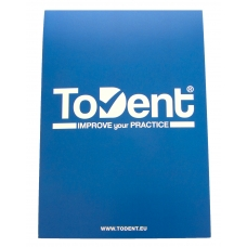 ToDent writing pad